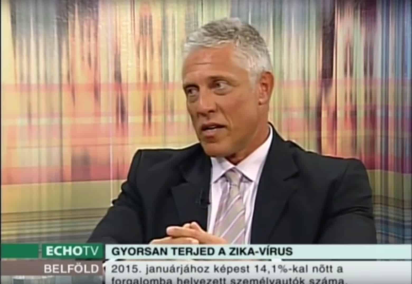 Echo TV Zika Prof. Dr. Bánhidy Ferenc - szülész nőgyógyász onkológus