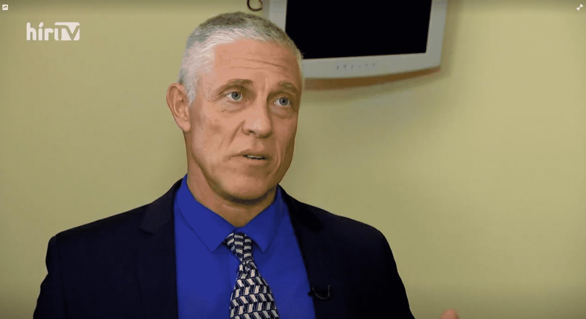Prof dr. Bánhidy Ferenc - 2019. április 2., kedd 20:49 HírTV